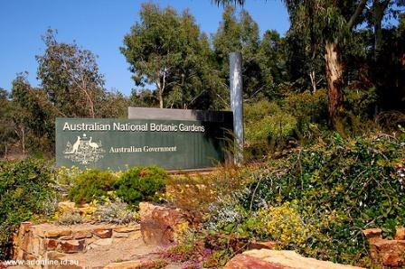 National Botanic Gardens of Australia